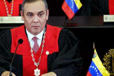 ¡ASÍ LO DIJO! La amenaza de Maikel Moreno: La justicia llegará a quienes quieren hacerle daño al país
