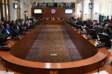 ¡SE FILTRÓ! EFE asegura que EEUU intentará aprobar resolución sobre Venezuela en la OEA que llame a convocar «lo antes posible» comicios presidenciales