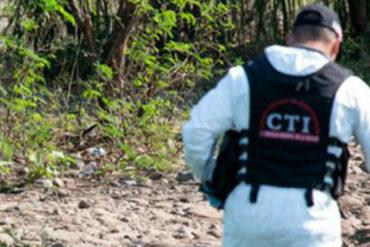 ¡GRAVE VIOLENCIA! Hallan otro cadáver en trocha de la frontera colombo-venezolana: Presentaba múltiples heridas de bala