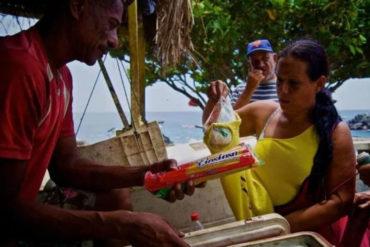 ¡LE MOSTRAMOS! El truequeador:  el nuevo oficio que surge en Venezuela en medio de la crisis