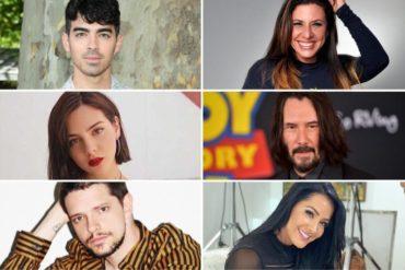 ¡NO SE LO PIERDA! Los famosos que enrumbaron su vida sentimental en 2019 después de traumáticas rupturas (+Fotos +Videos)