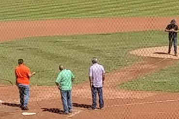 ¡ENTÉRESE! MLB inició inspección de estadios venezolanos para evaluar si levanta veto para jugar en el país