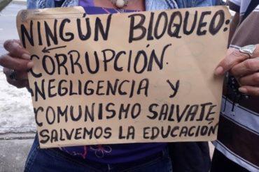 ¡SIN MIEDO! Profesores universitarios advierten que podrían ir a huelga indefinida desde enero (protestaron este 5-D en su día)