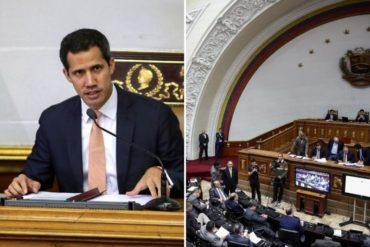 """¡AH, OKEY! Así se juramentaron 7 parlamentarios del PSUV ante Guaidó (+Video + ¿y el """"desacato""""?)"""
