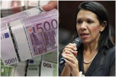 """¡CONTUNDENTE! Mariela Magallanes denuncia que el régimen está comprando los diputados """"a remate"""" hasta por 10.000 euros"""