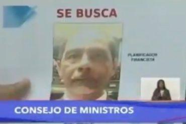 ¡SE LO MOSTRAMOS! Maduro llama terrorista al diputado del PSUV y anuncia un plan para capturarlo por el caso de la Gran Sabana (+Video)