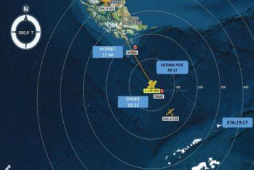 ¡SEPA! Difunden los nombres de los tripulantes a bordo del avión militar chileno siniestrado en la Antártida