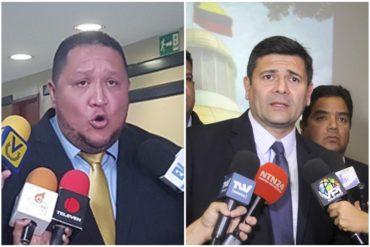 """¡MÍRELO! """"La burundanga lo dejó amnésico"""": el dardo que José Brito le lanzó a Freddy Superlano por los casos de corrupción en la AN (+Video)"""