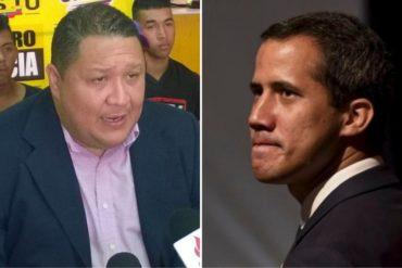 """¡ASÍ LO DIJO! José Brito: Guaidó me pidió que engavetara el caso del """"cucutazo"""""""