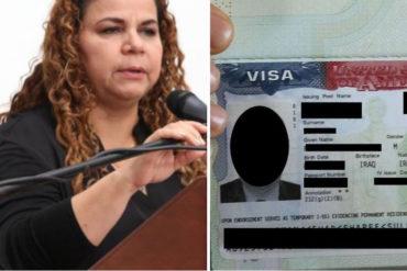 """¡ASÍ LO DIJO! Iris Varela asegura que ningún funcionario de la """"revolución"""" debe tener una visa de EEUU: """"¿A cuenta de qué?"""" (+Video)"""