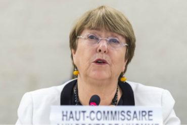 ¡DEMOLEDOR! Palizas con tablas, asfixias, descargas eléctricas y violencia sexual: Bachelet documentó 16 casos de torturas entre mayo de 2019 y junio de 2020