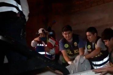 ¡TRÁGICO! Trabajador venezolano en Perú murió aplastado por un ascensor defectuoso (+Video)
