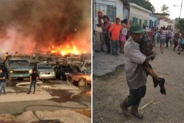 ¡SEPA! Esto fue lo que provocó el incendio que acabó con la vida de los 11 jóvenes en Cagua