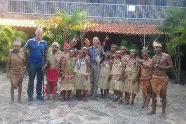¡VERGONZOSO! Denuncian que funcionarios del Sebin requisaron al embajador de Países Bajos en Amazonas