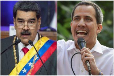 """¡SIN PELOS EN LA LENGUA! """"Ten pantalones"""": Guaidó descarga a Maduro y le pide que deje el poder"""