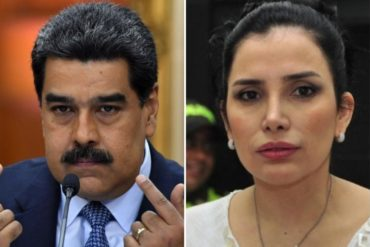 """¡SÍ, CLARO! Maduro comentó que Aída Merlano ya le ofreció """"revelaciones"""" sobre Colombia al Sebin"""
