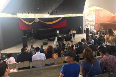 ¡LO ÚLTIMO! Diputados opositores sesionan en El Hatillo tras violento ataque de presuntos colectivos armados este #15Ene (+Señal en vivo)