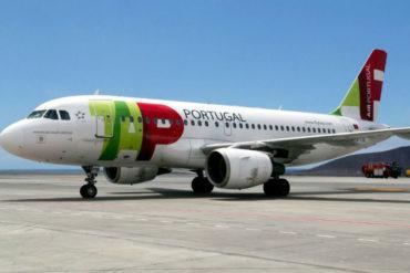 ¡ATENTOS! Régimen de Maduro acusa a aerolínea TAP Air Portugal de infringir normas de seguridad aeroportuarias (+Video)
