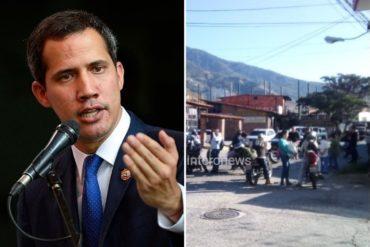 "¡PREPÁRENSE! Guaidó aclara que espera ""momento propicio"" para iniciar protestas: ""No se confundan en Miraflores, Caracas no está dormida"""