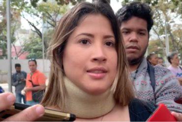 ¡QUE SE SEPA! El testimonio de la periodista de Punto de Corte sobre agresiones en Maiquetía: Fue bajo la mirada complaciente de la PNB (+Video)
