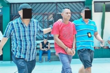 """¡ENTÉRESE! Detenido alias """"Rolón"""", un supuesto antisocial venezolano que extorsionaba a empresarios en Perú"""