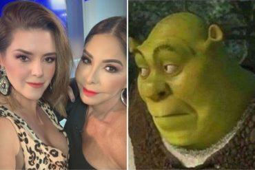 """¡QUÉ FUERTE! Las insensibles críticas que le llovieron a Viviana Gibelli por una foto """"pasada de maquillaje"""": """"Irreconocible"""" (+Reacciones)"""