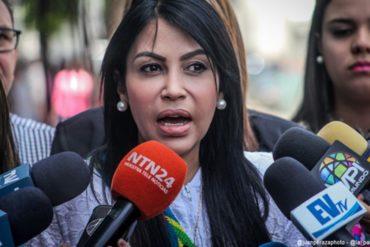¡SEPA! Delsa Solórzano reveló que Turquía la contactó para el «diálogo»: Mi respuesta fue que no iba a participar en ningún fraude, ni en ninguna negociación