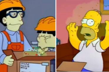 """¿OTRA """"PREDICCIÓN""""? Capítulo de Los Simpsons de 1993 en el que un virus respiratorio era exportado desde Asia es comentado en redes (+Video)"""