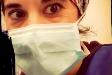 ¡TERRIBLE! La desgarradora historia de la enfermera que se suicidó en Italia por creer que contagió a otras personas de coronavirus