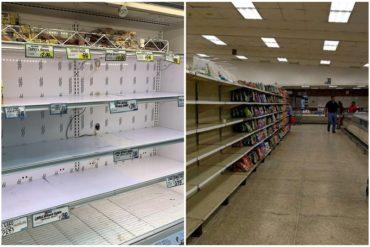 ¡DESALENTADOR! Periodista del Washington Post reporta escasez de alimentos en DC y dice que le recuerda a Venezuela