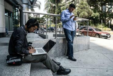 """¡MUY CIERTO! Espacio Público: venezolanos tienen poca posibilidad de acceder a información porque """"la banda ancha no existe"""" en el país (+Video)"""