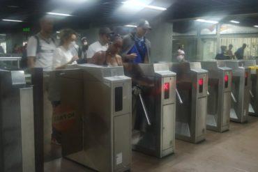 ¡ÚLTIMA HORA! Metro de Caracas cerró 12 estaciones este #18Mar tras medidas del régimen por Covid-19