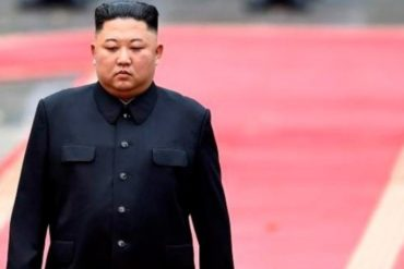 ¡ÚLTIMA HORA! Agencia estatal norcoreana anuncia reaparición de Kim Jong-un tras semanas de ausencia (pero no hay fotos)