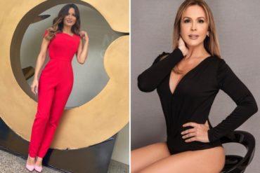 ¡LO DEJÓ CLARO! Melisa Rauseo reveló la razón por la que Sandra Villanueva salió deSábado en la Noche