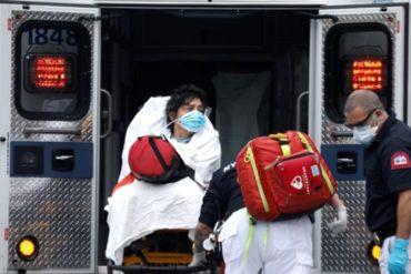 ¡LE CONTAMOS! EEUU registró 2.333 nuevas muertes por coronavirus en 24 horas (La cifra duplicó la del día anterior)