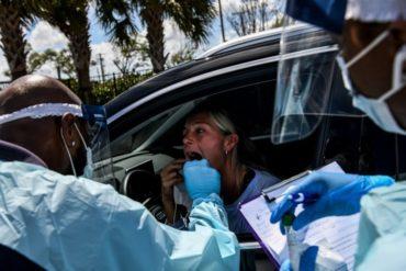 ¡SEPA! Florida ya registra 633 muertes por coronavirus: El sur del estado es la zona más afectada
