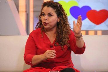 """¡AH, OK! Iris Varela cree que tiene """"moral y compromiso"""" para que la elijan como diputada: """"No podemos tener una Asamblea corrupta"""""""