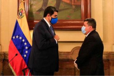 """¡VAYA, VAYA! Sin la AN legítima: Maduro instaló arbitrariamente un supuesto """"Consejo de Estado"""""""