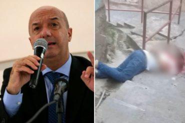 ¡AQUÍ LAS TIENE! Las explosivas revelaciones de Simonovis sobre el asesinato de un funcionario del Cicpc en El Valle (+Imágenes sensibles)