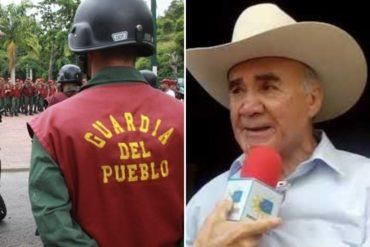 """¡SEPA! Ex gobernador de Barinas fue detenido por supuestamente """"violar"""" la cuarentena: iba a una farmacia a hacer sus compras"""
