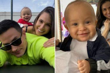 """¡AY, PAPÁ! """"Queremos darle un hermanito"""": Rosmeri Marval y Aran de las Casas están buscando tener otro bebé (+Video)"""