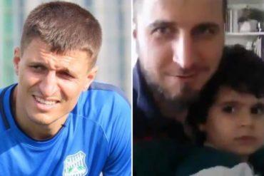 """¡SIN PALABRAS! """"Cuando dejó de moverse, saqué la almohada"""": Futbolista confesó haber matado a su hijo de 5 años con posible COVID-19"""