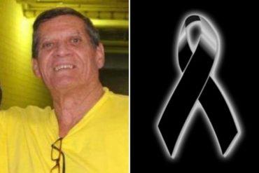 ¡HIPISMO DE LUTO! Falleció este #22May el entrenador venezolano Carlos Alberto Regalado