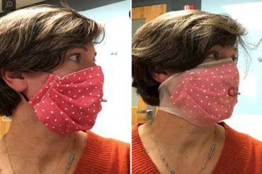 """¡SEPA! El truco de estos expertos para que la mascarilla de tela casera contra el coronavirus sea """"más efectiva"""""""