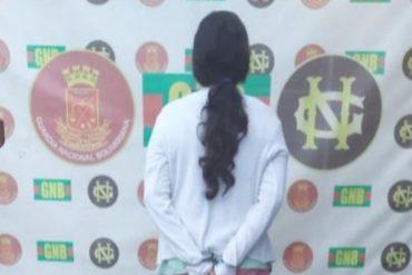 ¡REPUDIABLE! Detenida mujer que abusó sexualmente de un niño de 10 años