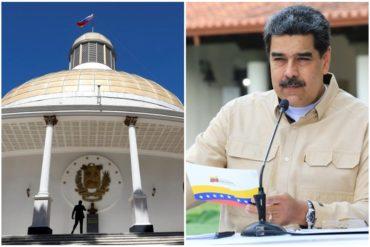 """¡VAYA, VAYA! Maduro busca aprobar ley que obligaría a la Asamblea Nacional a subordinarse a los """"parlamentos comunales"""""""