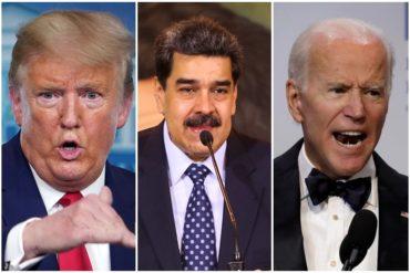 """¡SÍ, CLARO! Maduro aseguró que había recibido una """"invitación"""" para asistir al debate presidencial entre Trump y Biden: """"Preferí no ir"""" (+Video)"""