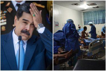 ¡SE HACEN LOS LOCOS! El silencio del régimen de Maduro sobre los 47 presos masacrados en Guanare y los enfrentamientos en Petare