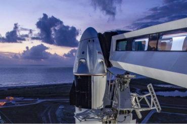¡HISTÓRICO! El mundo siguió en vivo el lanzamiento de la nave espacial de SpaceX (+Señal en vivo)