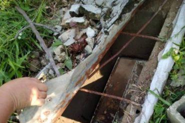 ¡TERRIBLE! Denuncian el robo del cadáver de una niña en un cementerio del estado Táchira